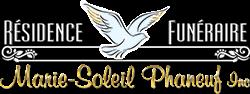 Résidence funéraire Marie-Soleil Phaneuf Logo